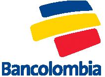 Logo Bancolombia método de pago